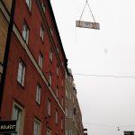 Kranbil montering i Södermalm